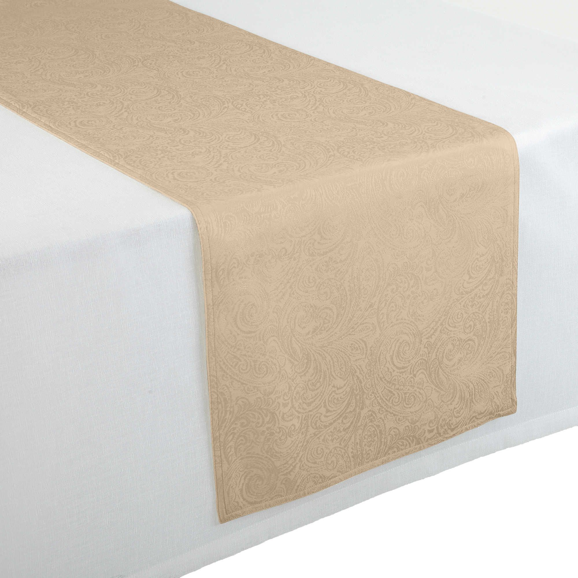 Waterford® Linens Chelsea 16Inch x 90Inch Table Runner