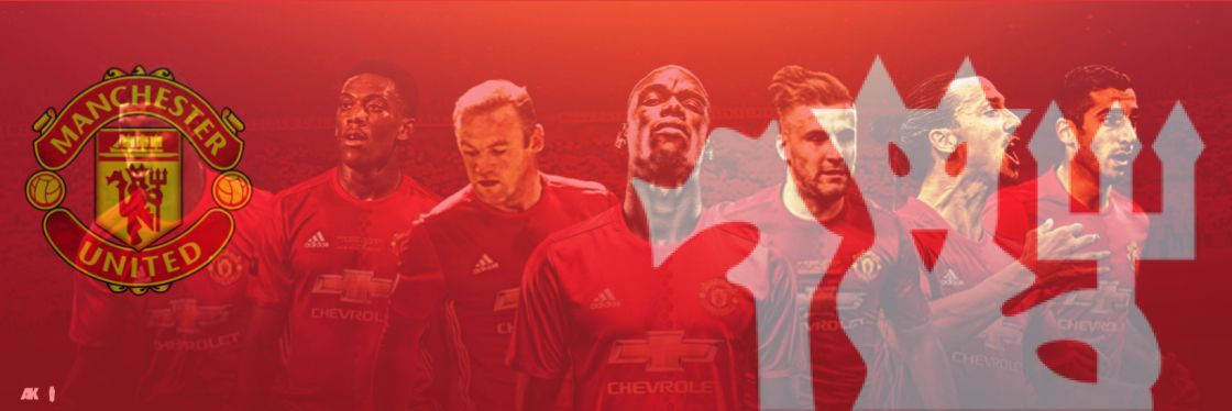 Twitter Header Manchester United Team London