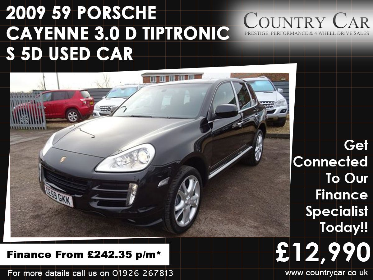 Car Features Body Style Estate Engine Size 2967cc Engine