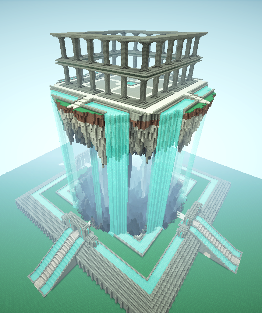 how to find a sea temple minecraft