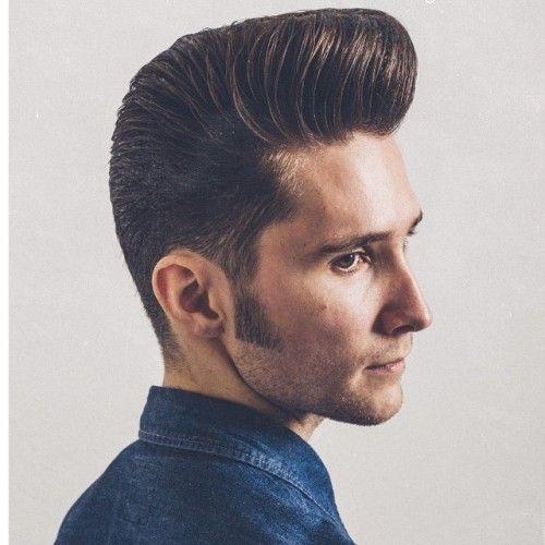 30 Pompadour Haircuts Hairstyles Pompadour Haircut Modern Pompadour Pompadour Hairstyle