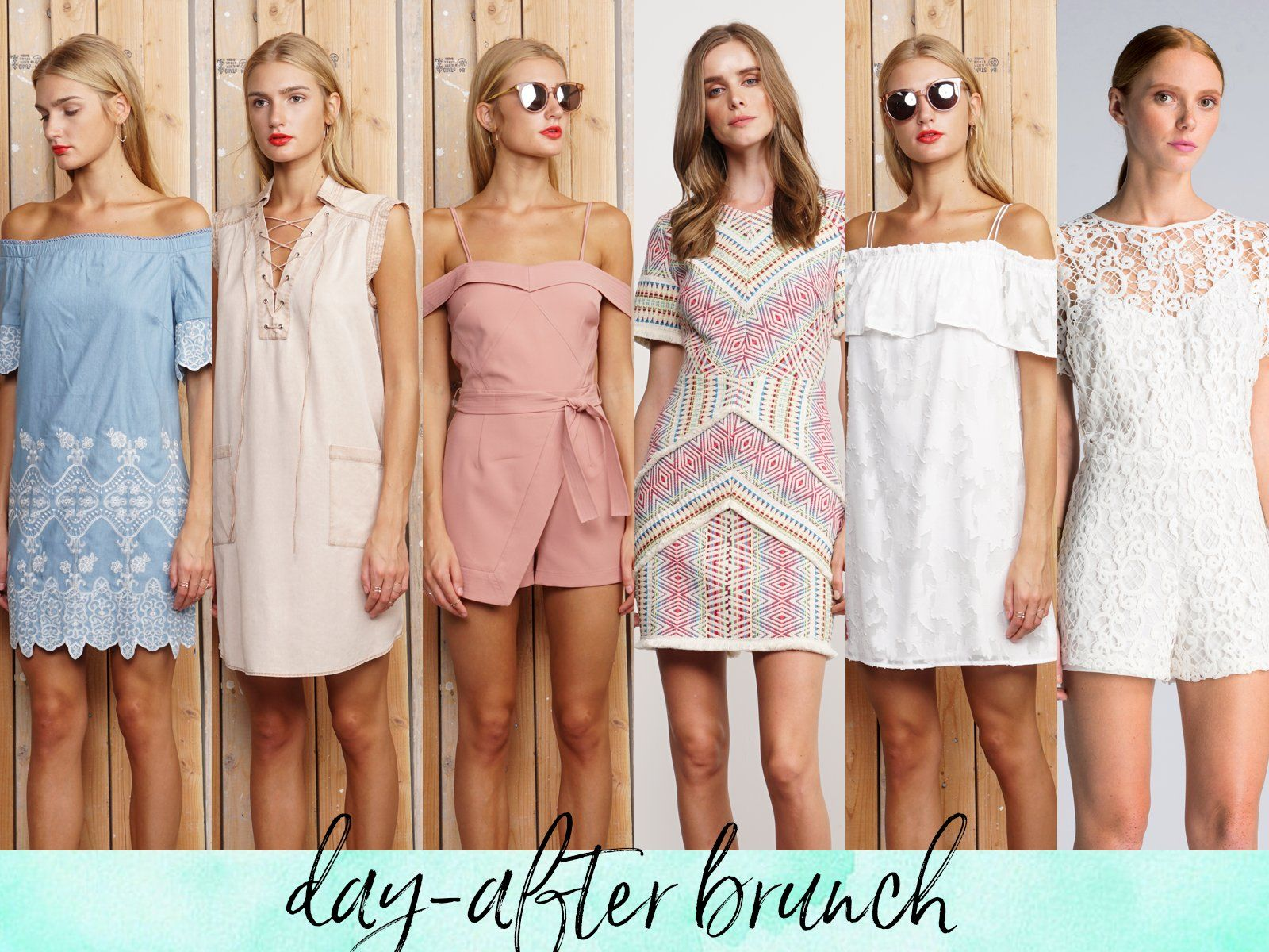 Wedding Brunch Dresses For Guest Kick Back Relax And P The Pancakes A