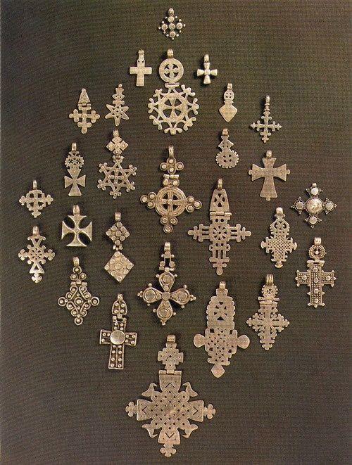 Africa | Ethiopian crosses