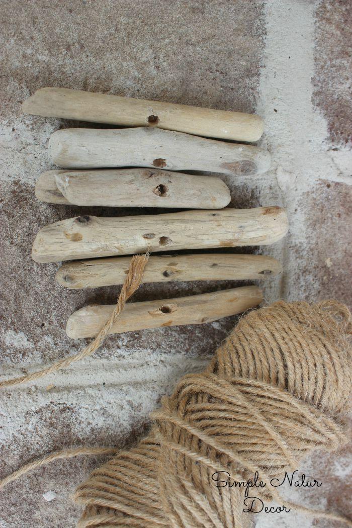 Drift Wood Wind Chime