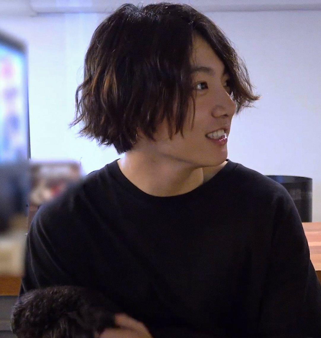 jungkook long hair #jungkooklonghair