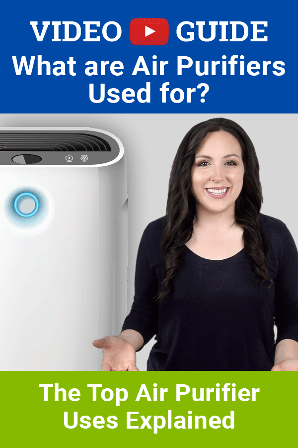 What are air purifiers used for? How can air purifiers