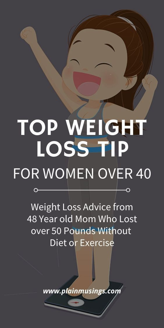 Weight Loss Advice from 42 year old woman who lost 40 pounds in 30 days Without Diet or Exercise | t...