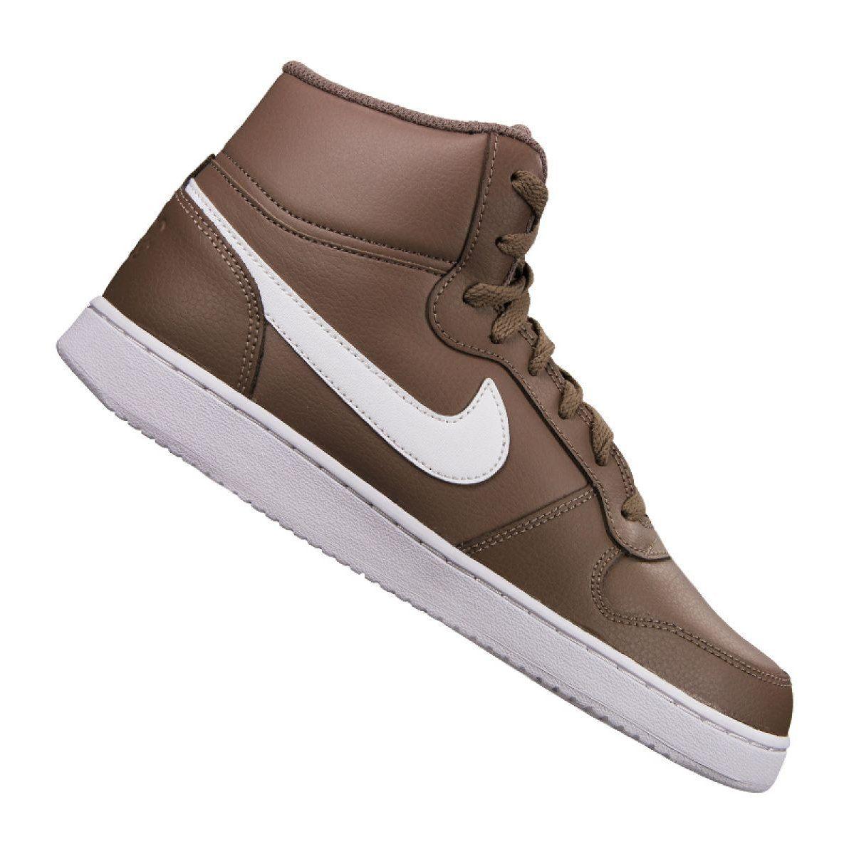 Buty Nike Ebernon Mid M Aq1773 200 Brazowe Mens Nike Shoes Nike Shoes