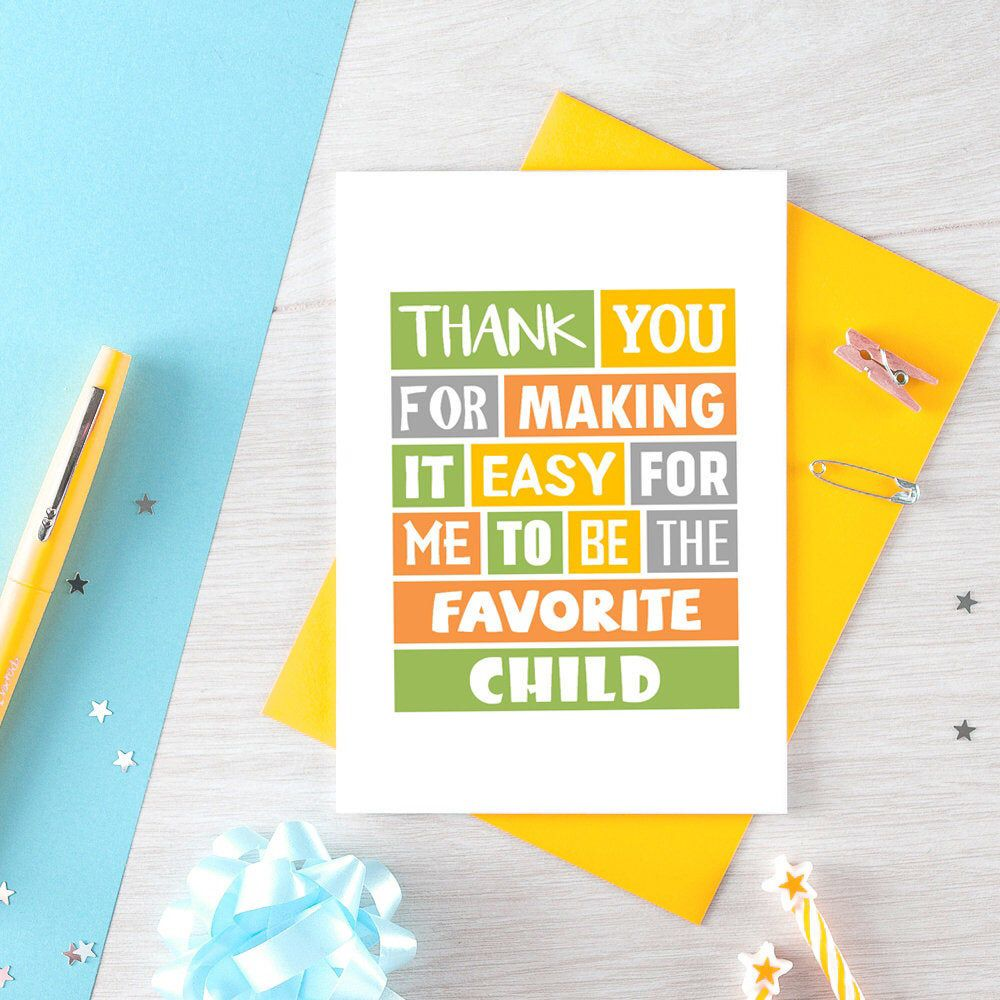 Funny Brother Birthday Card Sister Birthday Card For