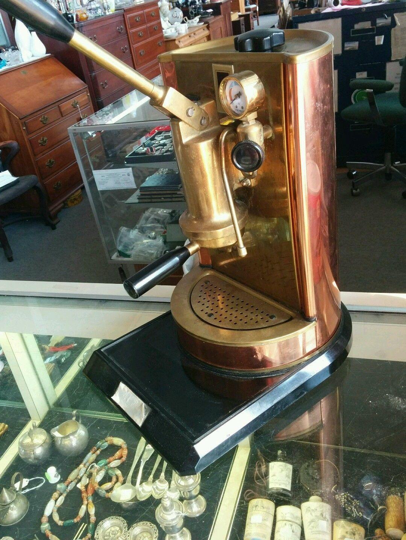 Park Art My WordPress Blog_Coffee Espresso Machine With Water Line