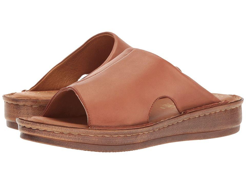 SEYCHELLES SEYCHELLES - ULTIMATELY (COGNAC LEATHER) WOMEN S SLIDE SHOES.   seychelles  shoes 6b22d7983d
