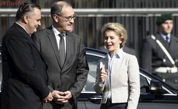 Alemania niega a Trump: «No tenemos deudas con la OTAN»