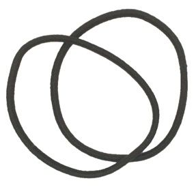 Muji black elastic bands- i love them because they are very smooth and my  hair doesn t get stuck in them (pack of two for £1.50). 2d510e1627b