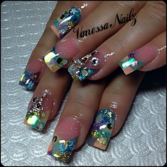 Pin by Hieu Duong on Nail shop | Nails, Nail shop, Pretty