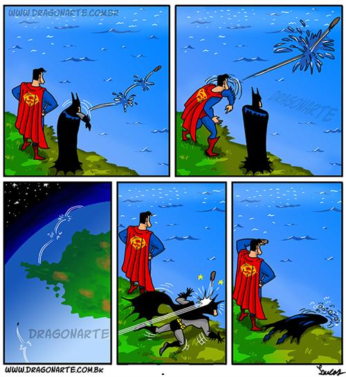 Batman vs Superman http://www.escalate.ml/2015/01/Batman-vs-Superman.html