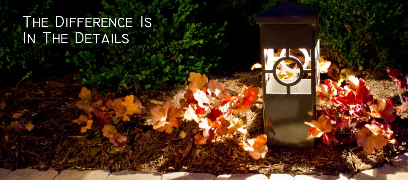 Midwest Lightscaping offers expert outdoor lighting design and landscape  lighting repair throughout the Omaha region. Call (402) 509-2810. - Midwest Lightscaping Offers Expert Outdoor Lighting Design And
