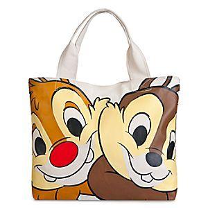 a156d721a1 Disney Chip  n Dale Face   Feet Bag
