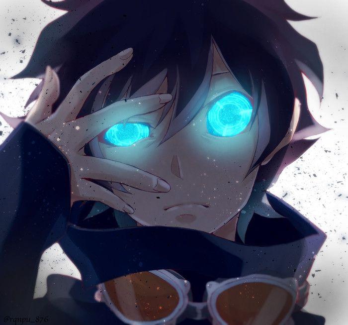 My Entertainment Glowing Blue Eyes Anime GuysAnime PeopleHot
