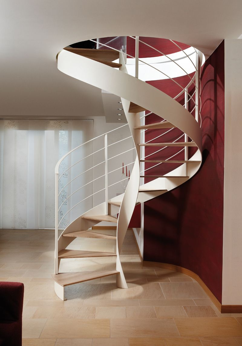Rizzi Spiral Staircase. Would Also Look Great If Not Such A Tight Spiral.