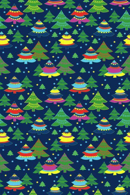 Evelyn Lisi - X-mas Trees