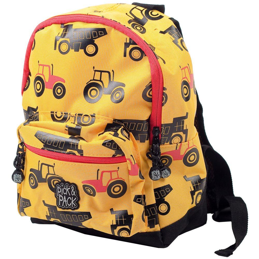 92ccd5c0b01 Pick en Pack Rugzak Tractor | Naar school - Tractors, Backpacks en ...