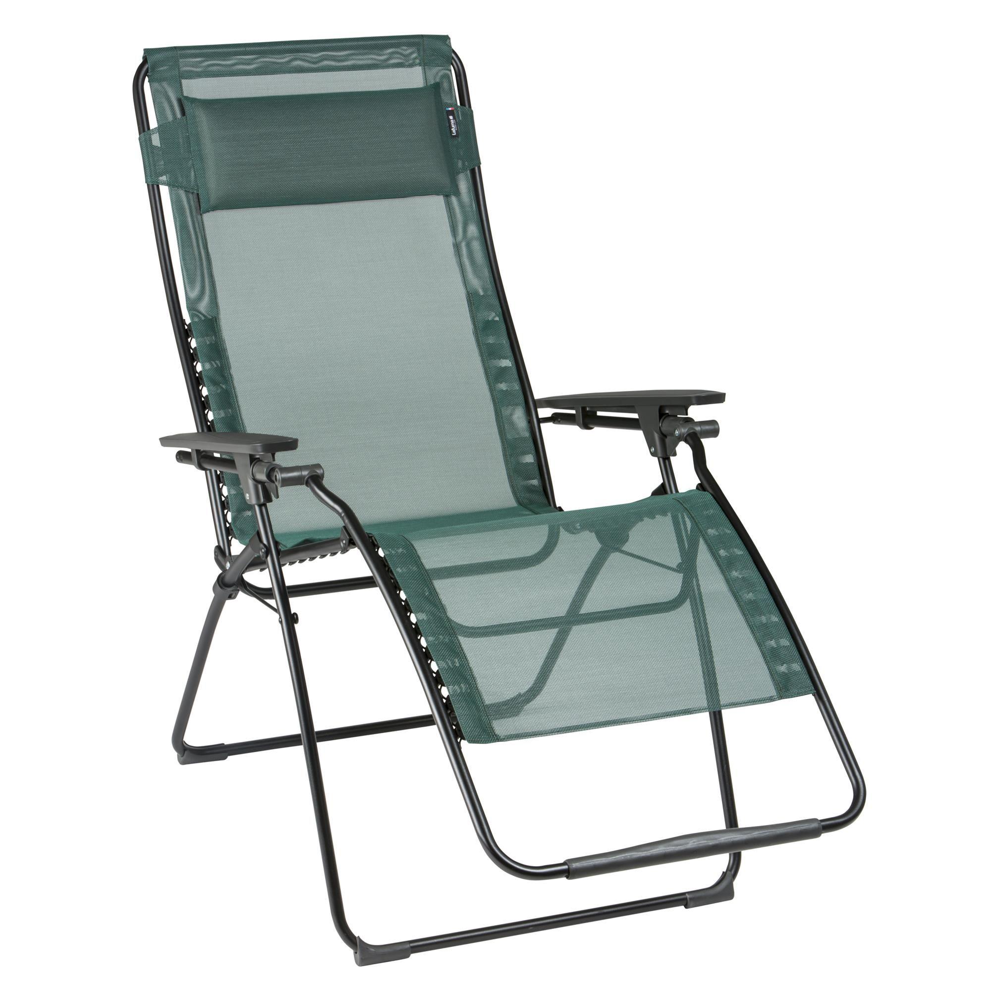 Xtend Angebote Lafuma Futura XL Batyline® Relaxliege: Category:  Campingmöbel U003e Campingliegen Item