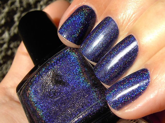 FUN Lacquer Summer 2014 Holo Polish Collection - Starry Night of the Summer