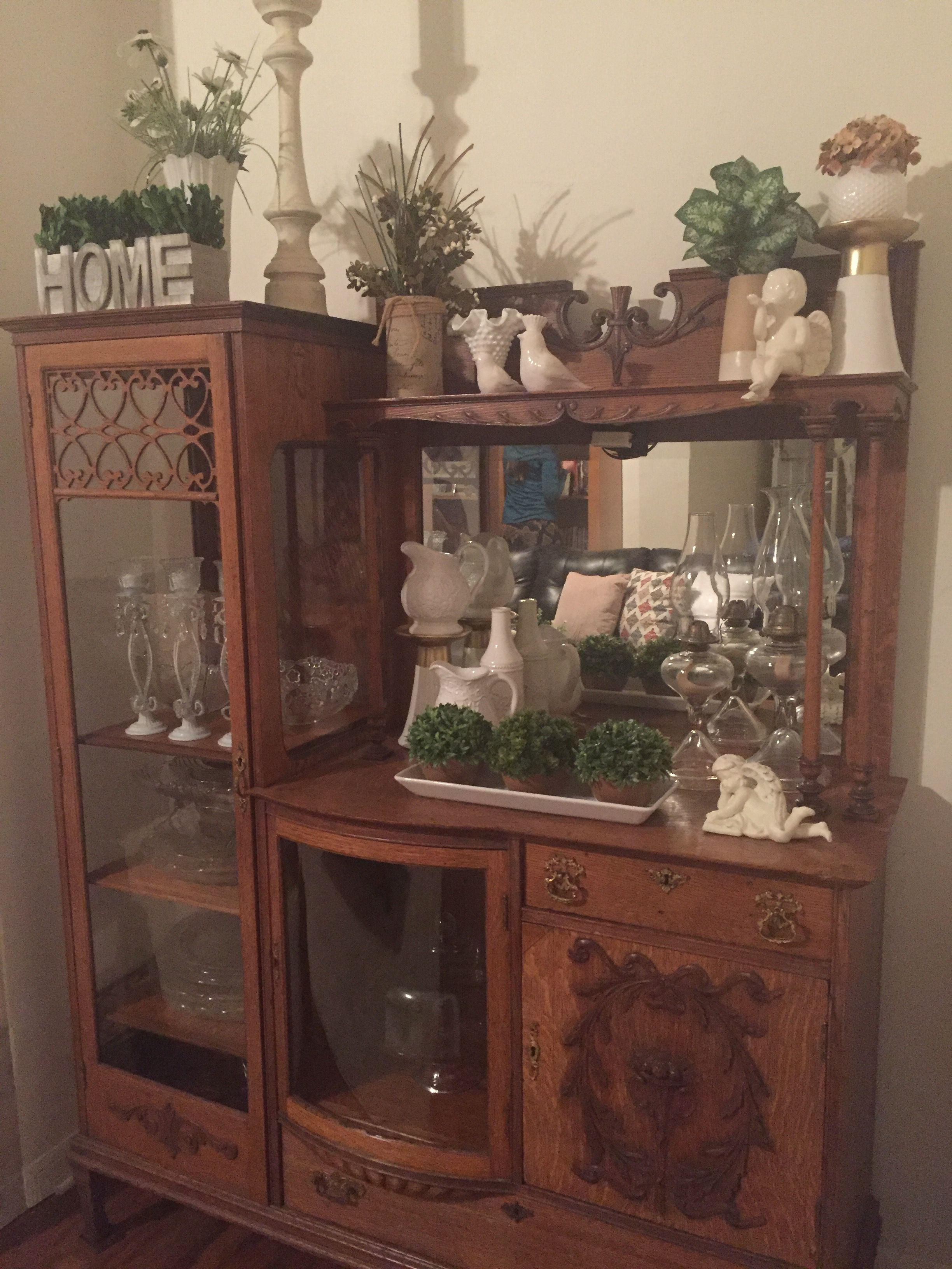 desk sold furniture antique is hutch cylinder w eastlake used antiques img gallery