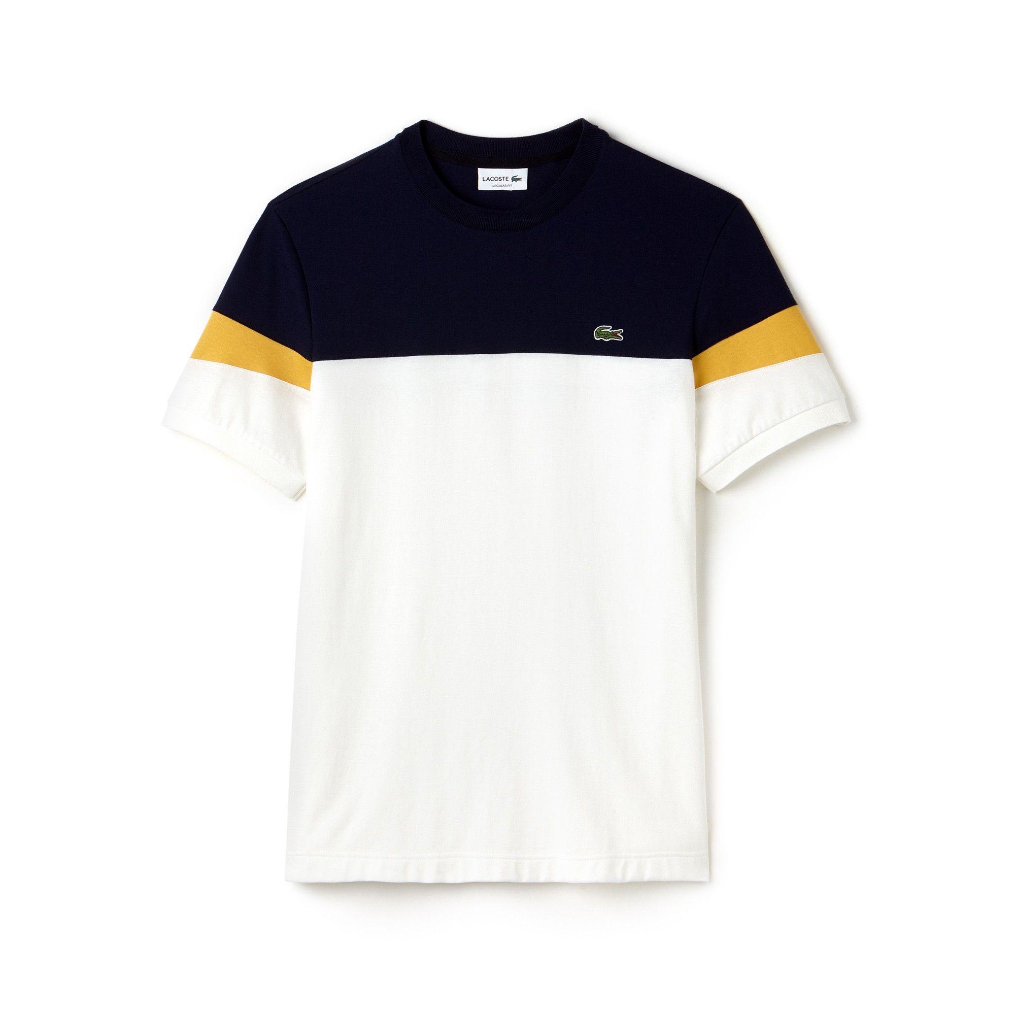 Springfield CONTRAST BASIC PLUS - T-shirts basic - white