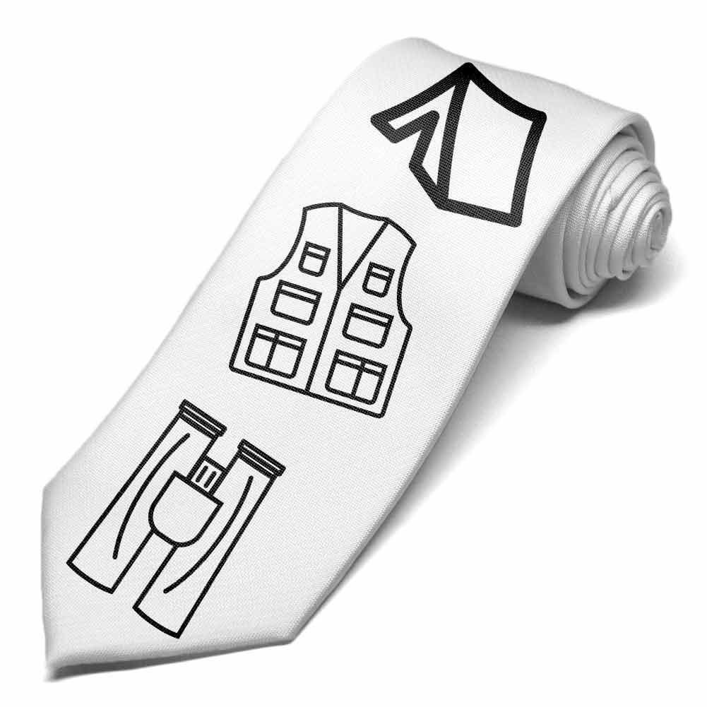 Outdoors Coloring Book Necktie Coloring Books Unique Gifts For