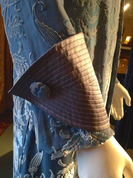 Miss Fisher Murder Mysteries - Close-up of cuff detail