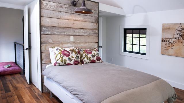 der rustikale landhaus-stil bevorzugt holz und naturtöne, Schlafzimmer ideen