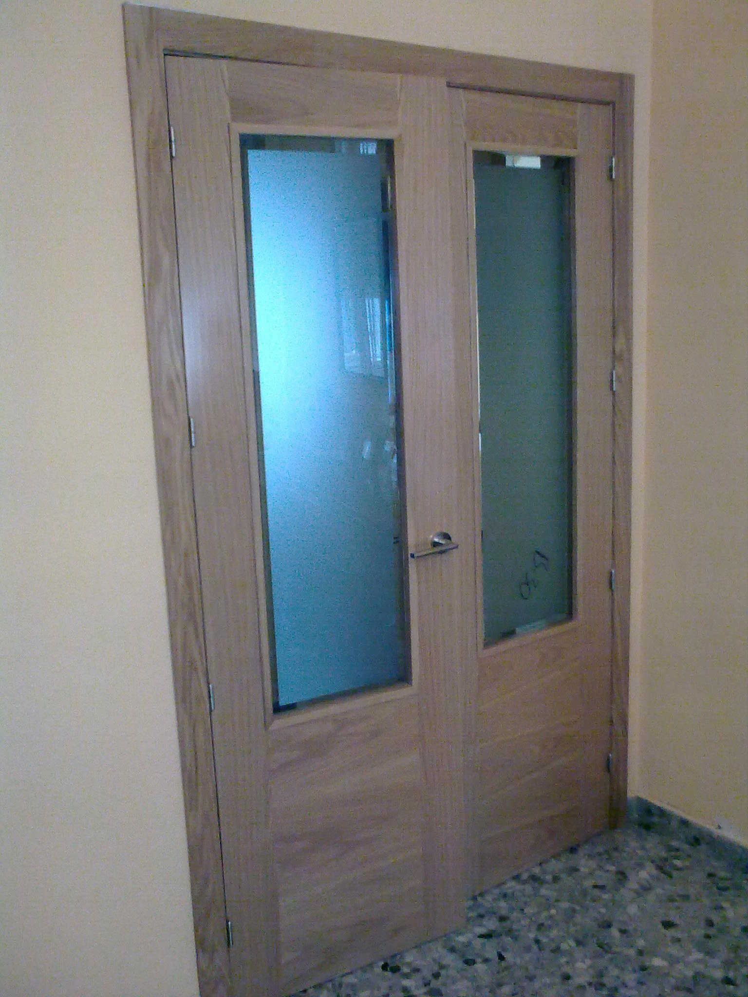 Cristales para puertas de interior catalogo - Catalogo de cristales para puertas de interior ...