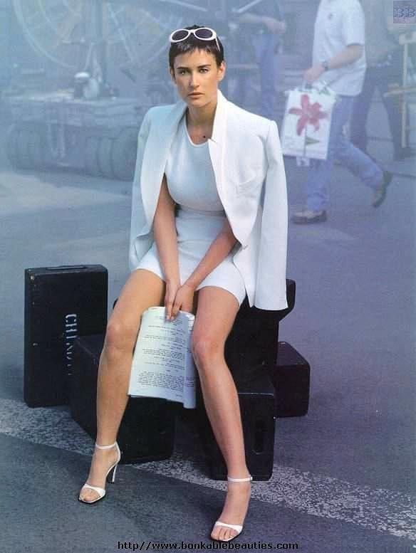 Moore playboy demi Demi Moore,
