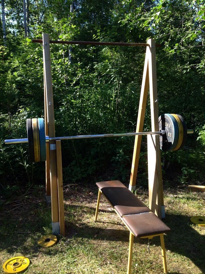 outdoor gym diy | Outdoor gym, Country house outdoor, Outdoor