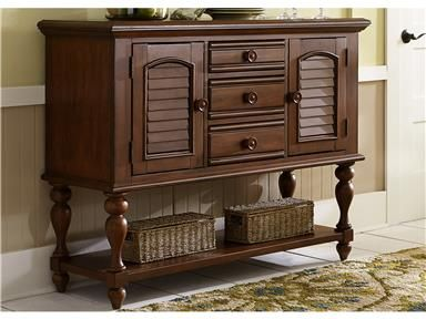 Shop For Liberty Furniture Server 507 Sr5239 And Other Dining Room Buffet Cabinets At Blockers Furniture In Oc Liberty Furniture Mattress Furniture