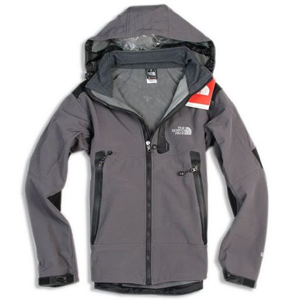 840baa5ca2 The North Face pure Men s Summit Series Gore-Tex Jacket Grey