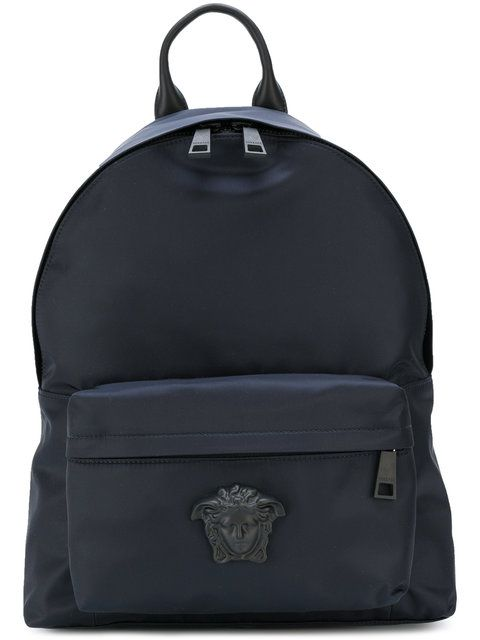 6b2a5fffd109 VERSACE Medusa Palazzo backpack.  versace  bags  leather  lining  backpacks