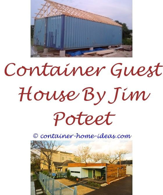 How To Insulate A Shipping Container House Container house plans