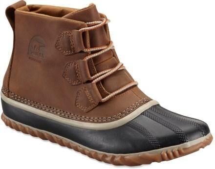 Sorel Women's Out N About Leather Boot