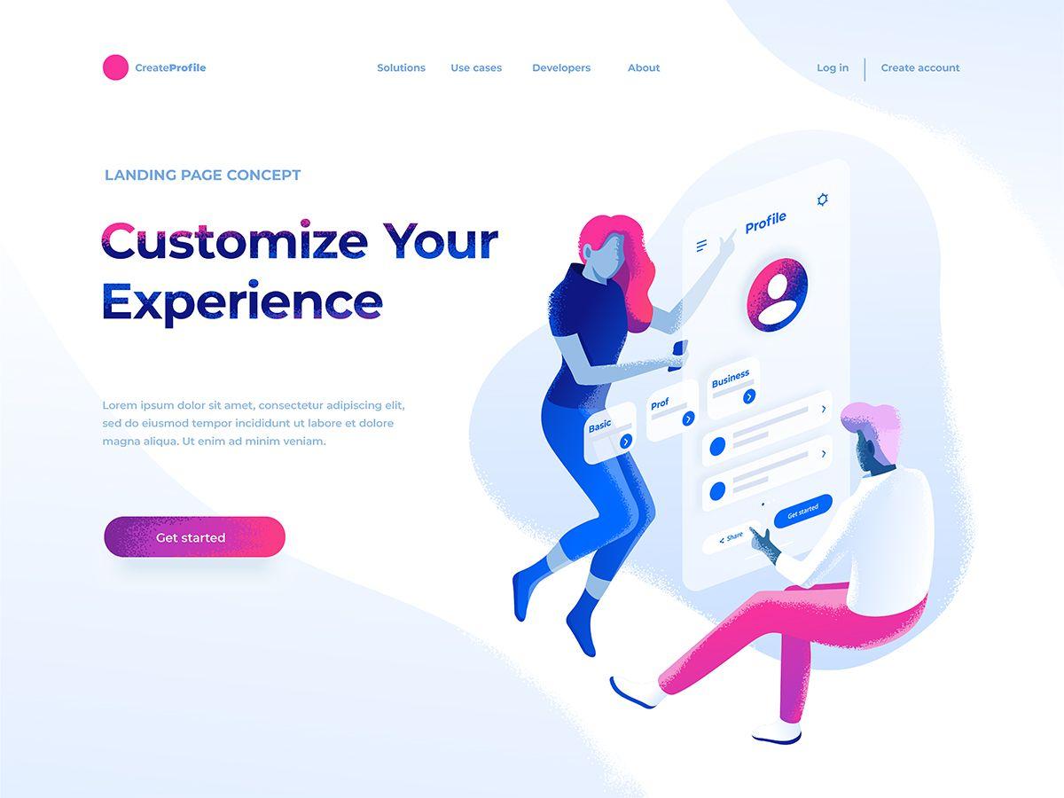 Header Concept Web Design Quotes Web Design Inspiration Web Layout Design