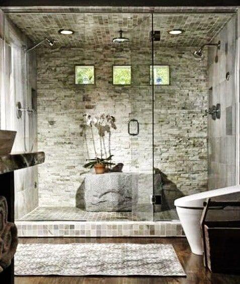 Unique Bathroom Themes: 30 Unique Shower Designs & Layout Ideas