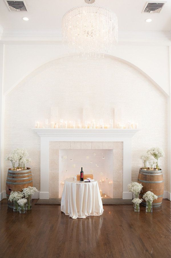 Modern ceremony backdrop   Photography By stevedepino.com, Planning Design By detailswithlove.com, Floral Design By greenlionweddings.com