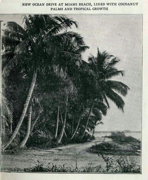 Ocean Drive, 1919