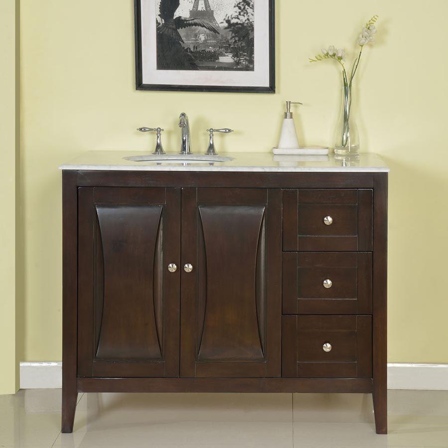 Silkroad Exclusive FSWMUWC In Bathroom Vanity Set - Silkroad bathroom vanities