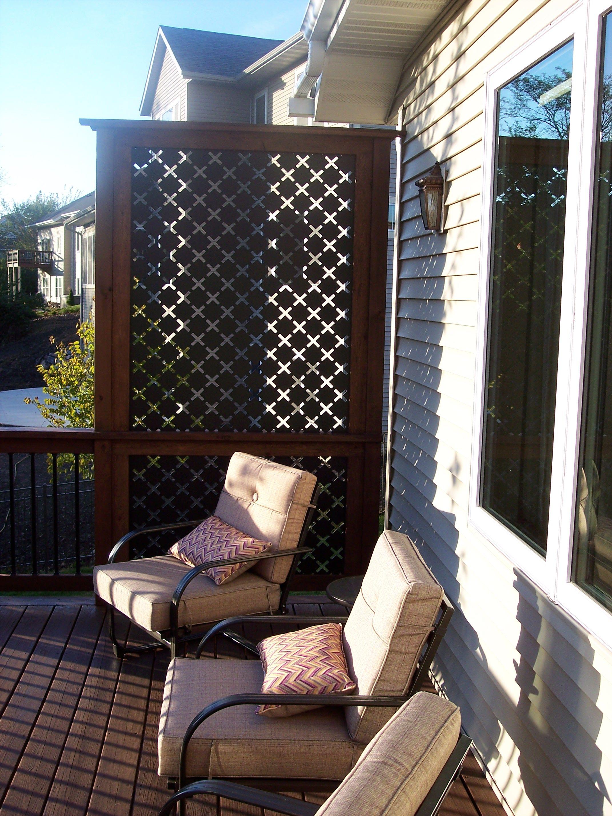 black outdoor paneling outdoor panels