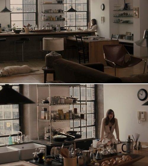 Apartment Film: Last Night (production Design: Tim Grimes, Set Decorations