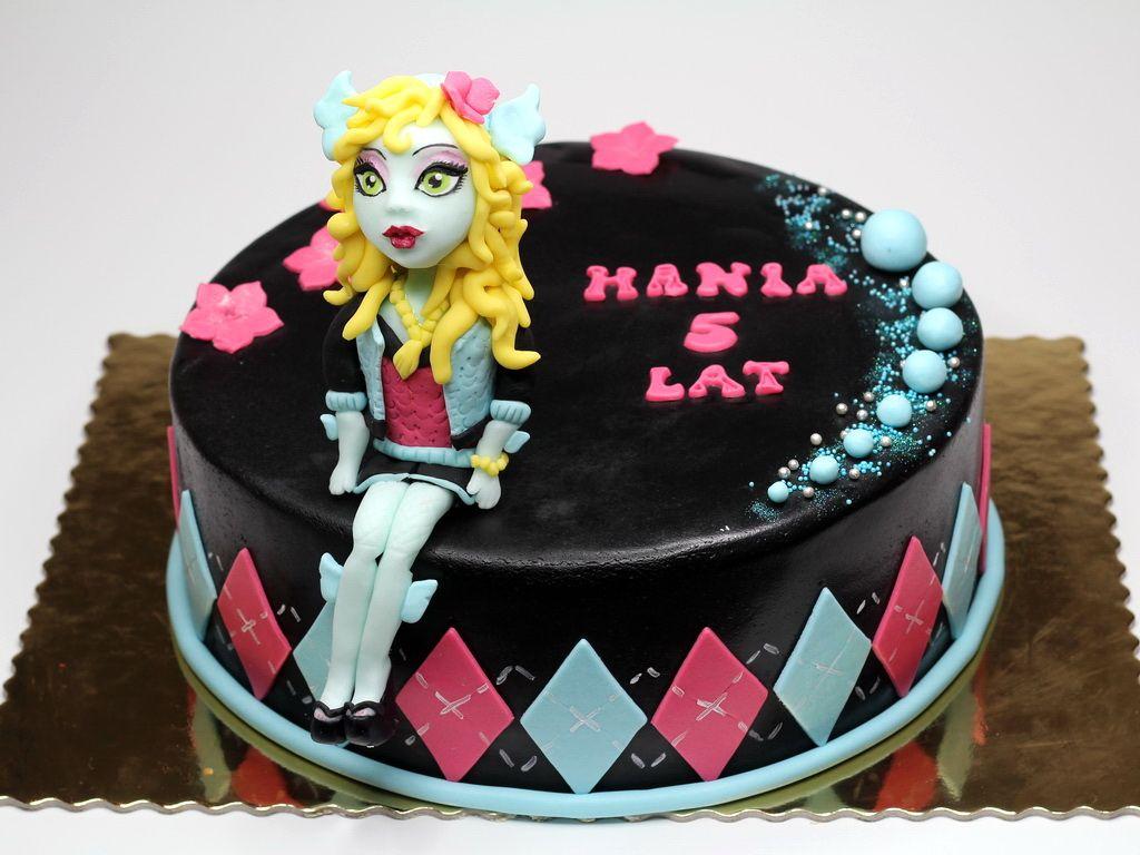 Lagoona Blue Monster High Birthday Cake London Httpwww