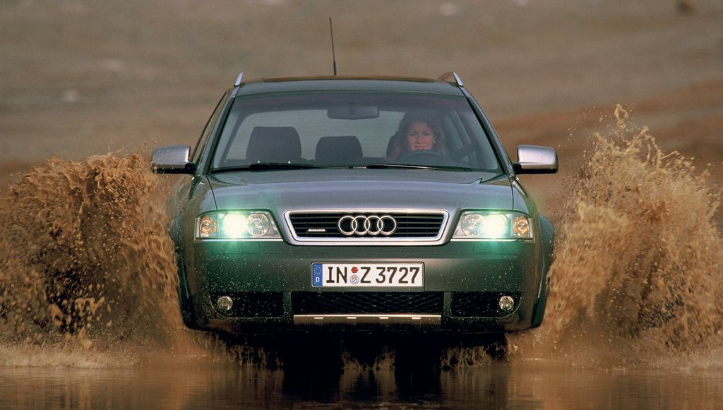 Top 10 Fast Estates Car Stuff Pinterest Audi Allroad Audi A6