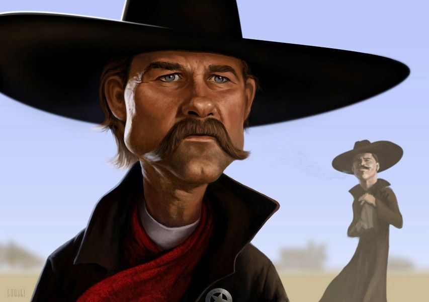 """""""Tombstone"""" illustration, and a very impressive on at that ..."""